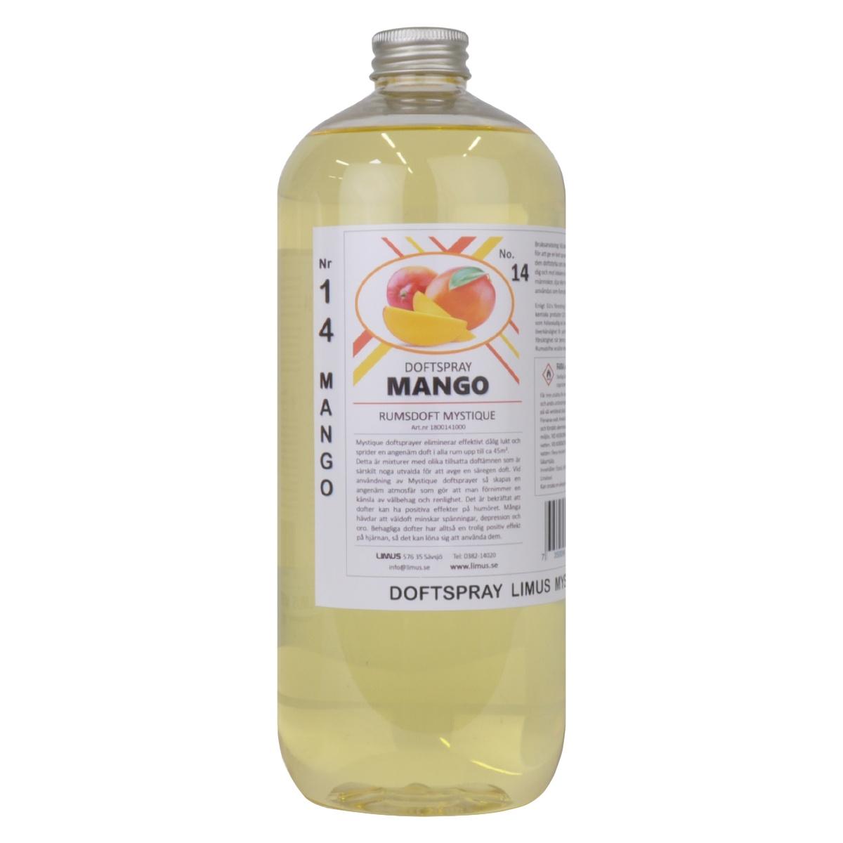 Doftvätska Mango 1000ml