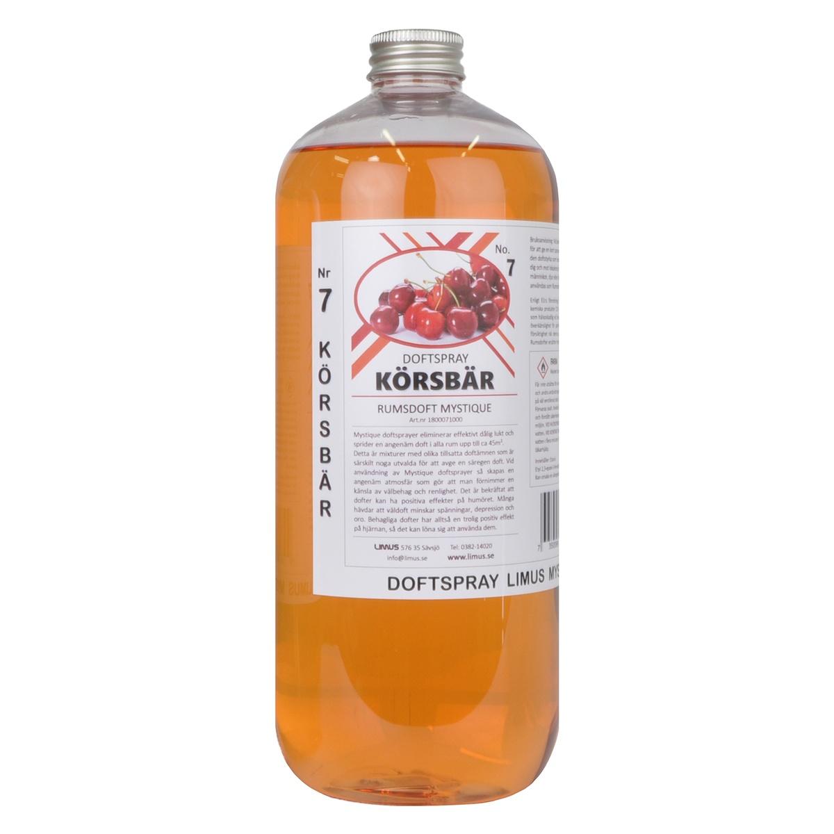 Doftvätska Körsbär 1000ml